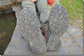 Jack Wolfskin Trail Rider - Nochmal auf der Wanderung