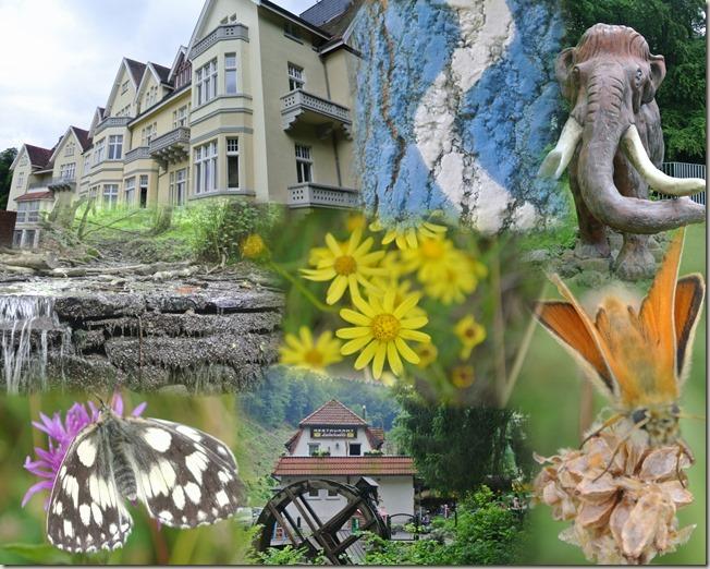 Fürstenweg - Fotomontage