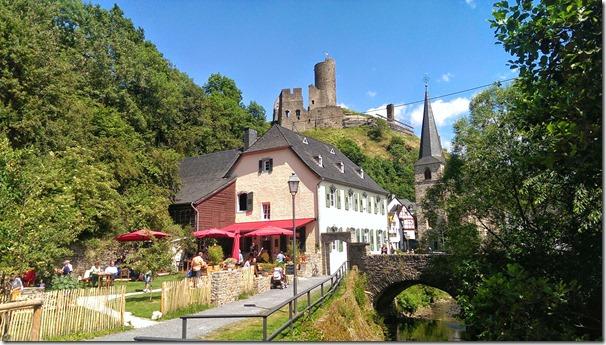 Traumpfad Ritterschlag - Altes Pfarrhaus