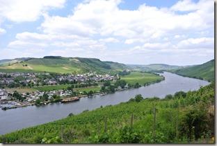 Seitensprung Mehringer Schweiz - Moselpanorama