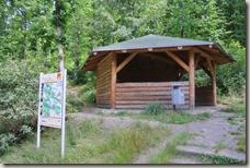 Traumpfad Vier-Berge-Tour - Schutzhütte Erlenbrunnen