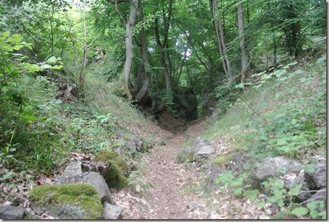 Traumpfad Vier-Berge-Tour - Weg zur Marxe-Lay