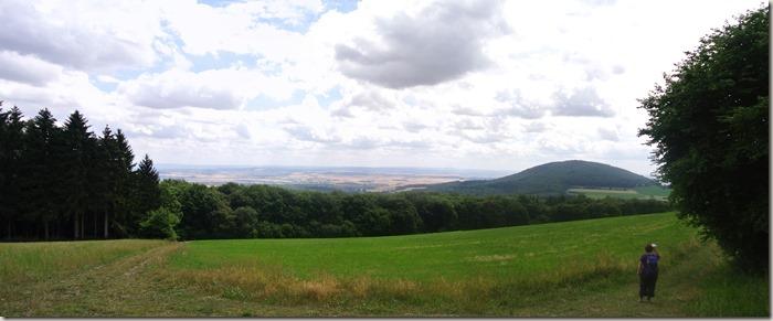 Traumpfad Vier-Berge-Tour - Ausblick Schmitzkopf