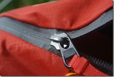 Tatonka Skill 30 - Reißverschluss Detail