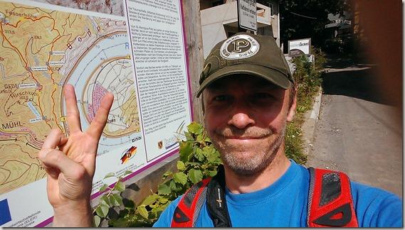 Traumschleife Mittelrhein Klettersteig - Prädikat: Empfehlenswert