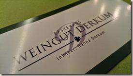 Moselsteig Bernkastel-Kues-Zeltingen - Weingut Derkum