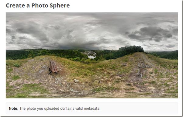 Google Maps Views NORDEN - Bild ist wieder bei Google