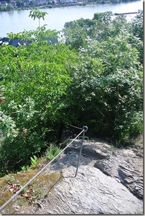 Traumschleife Mittelrhein Klettersteig - Jetzt geht es los