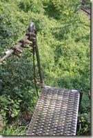 Traumschleife Mittelrhein Klettersteig - Runter geht es