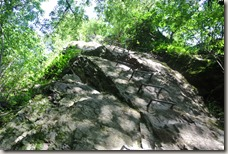 Traumschleife Mittelrhein Klettersteig - Steil nach oben