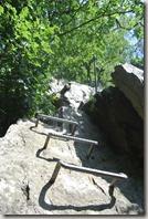 Traumschleife Mittelrhein Klettersteig - Stahl und Fels