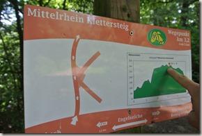 Traumschleife Mittelrhein Klettersteig - da bin ich!