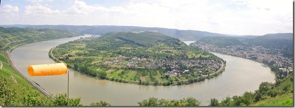 Traumschleife Mittelrhein Klettersteig - Gedeonseck