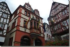Moselsteig Bernkastel-Kues-Zeltingen - nochmal der Marktplatz