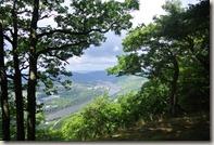 Moselsteig Bernkastel-Kues-Zeltingen - Blick ins Tal