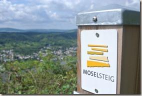 Moselsteig Bernkastel-Kues-Zeltingen - Moselsteiglogo