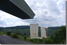 Moselsteig Bernkastel-Kues-Zeltingen - Baustelle