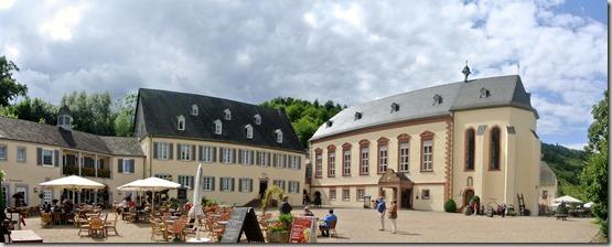 Moselsteig Bernkastel-Kues-Zeltingen - Kloster Machern