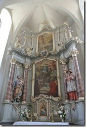 Moselsteig Bernkastel-Kues-Zeltingen - Kloster Machern - die Kapelle