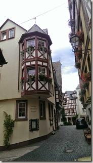 Moselsteig Bernkastel-Kues-Zeltingen - Weingut Derkum von außen