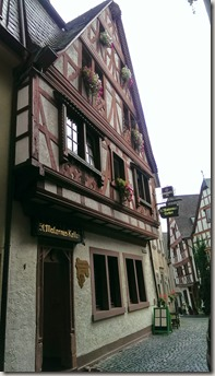 Moselsteig Traben-Trarbach - Ürzig - St. Maternus Keller