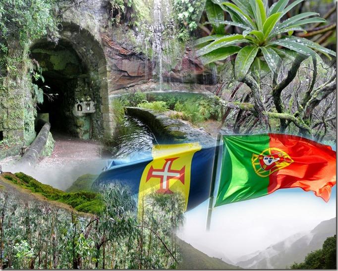 Madeira Wanderung - 25 Quellen - Teaser