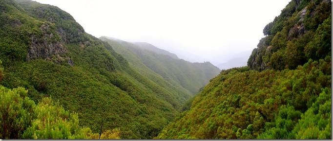 Madeira Wanderung - 25 Quellen - Geniale Ausblicke