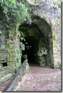 Madeira Wanderung - 25 Quellen - der Tunnel