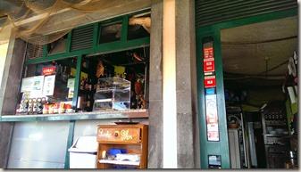 Madeira Wanderung - 25 Quellen - Cafe