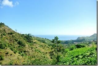 Madeira Wanderung - nochmal der Atlantik
