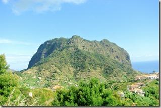Madeira Wanderung - Adlerfels (groß)