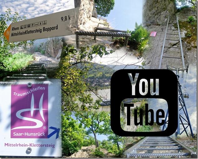 Traumschleife Mittelrhein Klettersteig Google Plus 2
