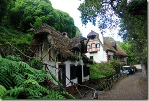 Madeira Wanderung Caldeirao Verde - Startpunkt