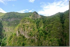 Madeira Wanderung Caldeirao Verde - Blick ins Tal 2
