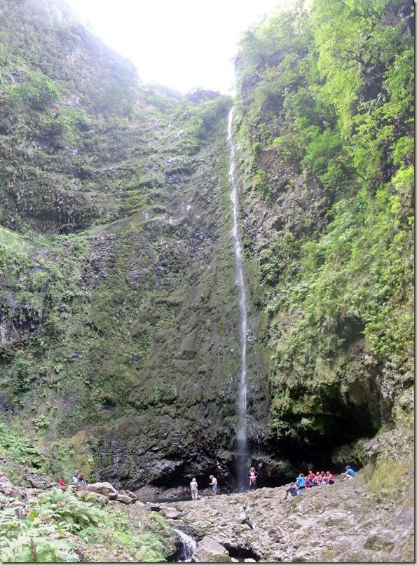 Madeira Wanderung Caldeirao Verde - Grüner Kessel