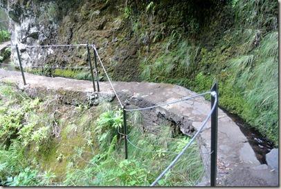 Madeira Wanderung Caldeirao Verde - Ups