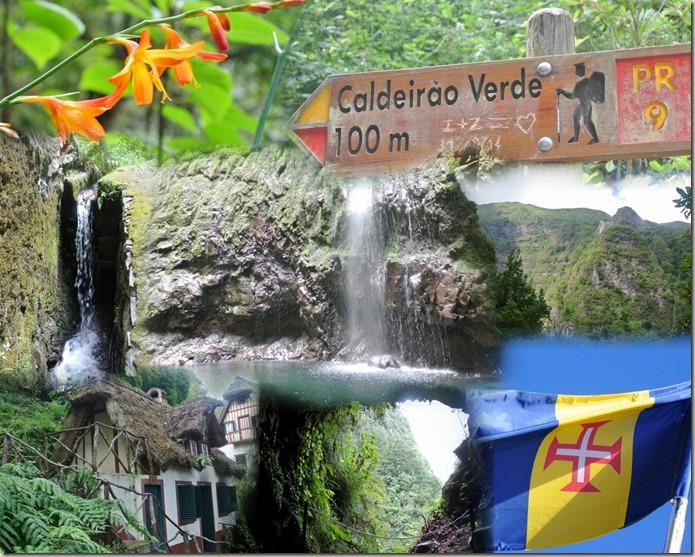 Madeira Wanderung Caldeirao Verde - Teaser
