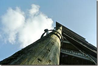 Traumpfad Booser Doppelmaartour - Booser Eifelturm Detail