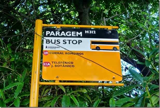 App HF Bus Android - Bushaltestelle