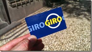 App HF Bus Android - Giro Karte