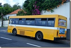 App HF Bus Android - die gelben Busse von Funchal