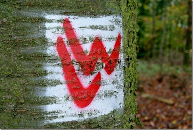 Logo des Lahnwanderweges LW
