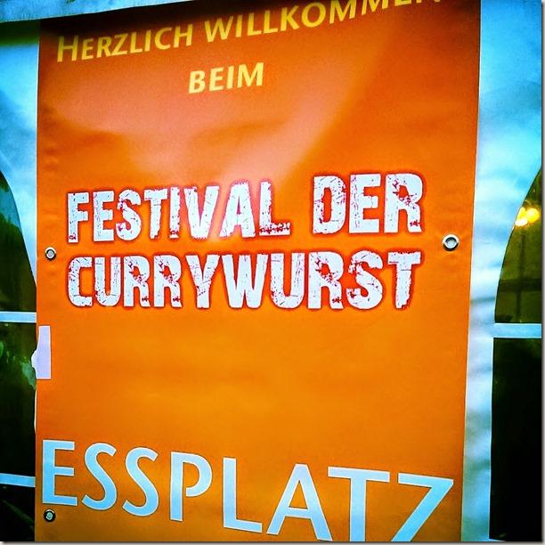Currywurstfestival 2015 in Neuwied - WILLKOMMEN