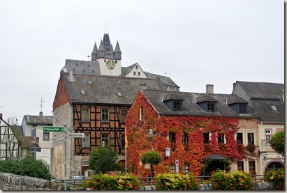 Lahnwanderweg: Etappe Diez-Balduinstein - Grafenschloss