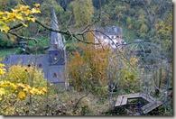 Lahnwanderweg: Etappe Diez-Balduinstein - Balduinstein von oben