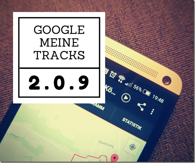 Meine Tracks 2.0.9 - Teaser
