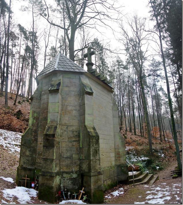 Traumschleife Lücknerweg - Odilienkapelle