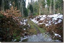Traumschleife Lücknerweg - Trasse der Feldbahn