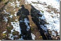 Traumschleife Lücknerweg - Wanderschatten