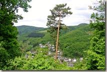 Bürresheimer Weg - Blick auf Nitztal